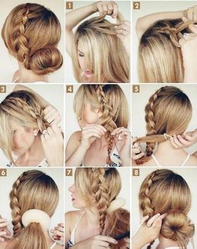 DIY Hair Style Tutorial Ideas screenshot 6