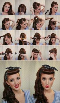 DIY Hair Style Tutorial Ideas screenshot 8