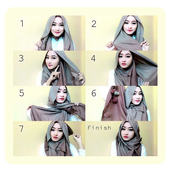 How to make the best hijab models icon