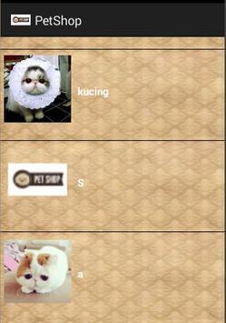 PetShop Pekanbaru screenshot 1