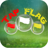 Tap Flag icon