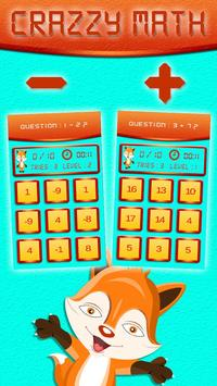Crazzy Math screenshot 2