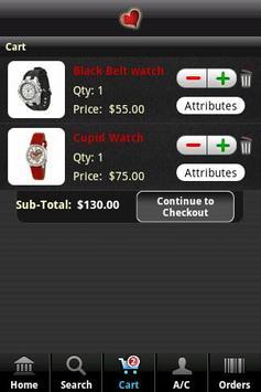 iVM for VirtueMart apk screenshot