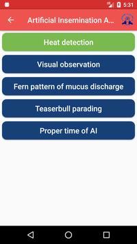 IVRI-Artificial Insemination App(कृत्रिम गर्भाधान) screenshot 5