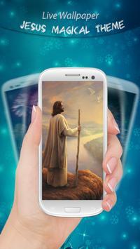 Jesus Magical Theme - Shake apk screenshot