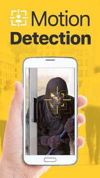Home Security Camera - Alfred poster