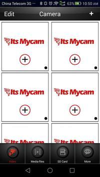 Its  Mycam apk screenshot