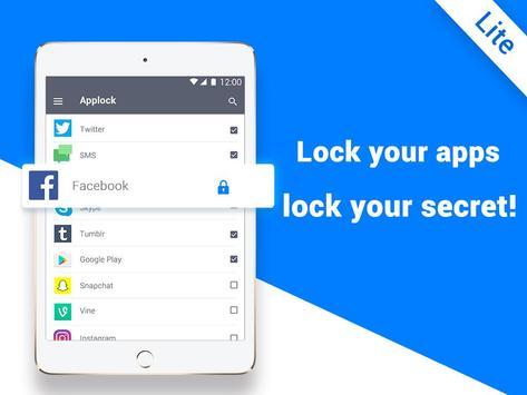 AppLock Lite screenshot 5