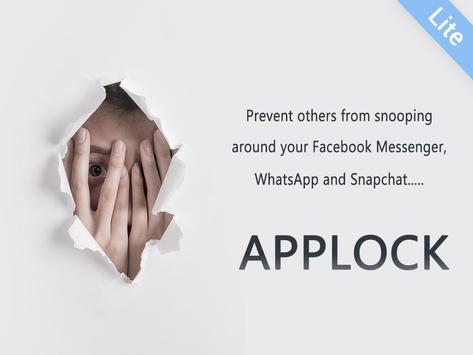 AppLock Lite screenshot 7