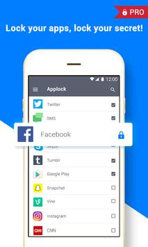 AppLock Pro screenshot 1