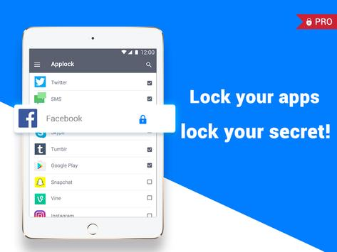 AppLock Pro screenshot 9