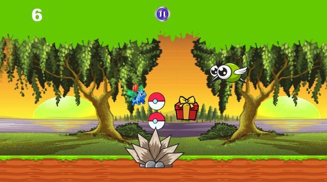 Super Ivysaur Run Adventures apk screenshot