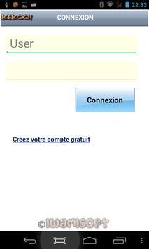 kikoo - Digital List screenshot 2