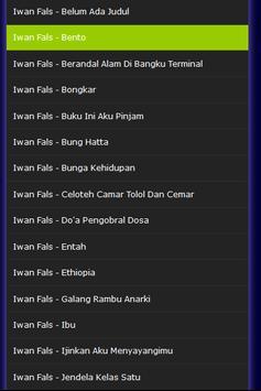 Lagu Iwan Fals Terlengkap apk screenshot