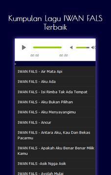 Album Terfavorit IWAN FALS Mp3 apk screenshot