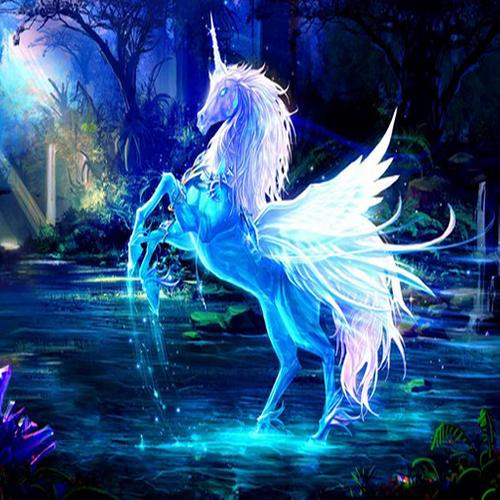 Unicorn 3d Wallpapers For Android Apk Download