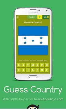 Guess Country! apk screenshot