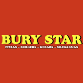 Bury Star Takeaway icon