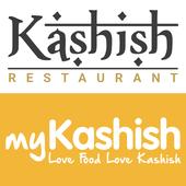 Kashish Restaurant Lancaster icon
