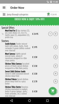 Kashish Restaurant Lancaster poster