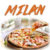 Milan Pizza Frederikshavn icon