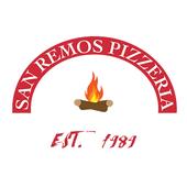 San Remo's Pizzeria Hellerup icon