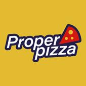 Proper Pizza Finglas icon