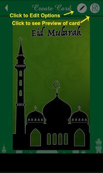 Ketuprad - eCard Maker Special Eid screenshot 2