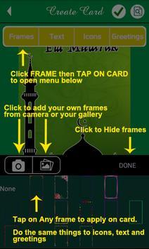 Ketuprad - eCard Maker Special Eid screenshot 3