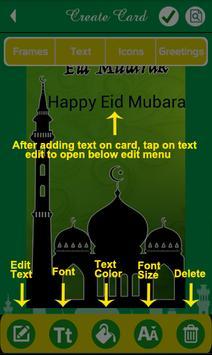Ketuprad - eCard Maker Special Eid screenshot 4