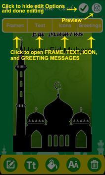 Ketuprad - eCard Maker Special Eid screenshot 5