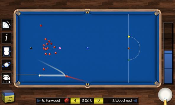 Pro Snooker 2018 imagem de tela 3