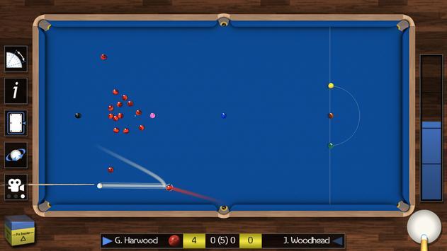 Pro Snooker 2018 imagem de tela 11