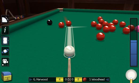 Pro Snooker 2018 imagem de tela 1