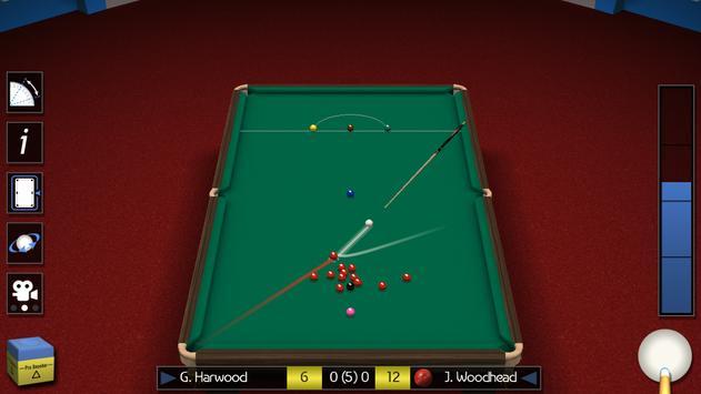 Pro Snooker 2018 imagem de tela 21