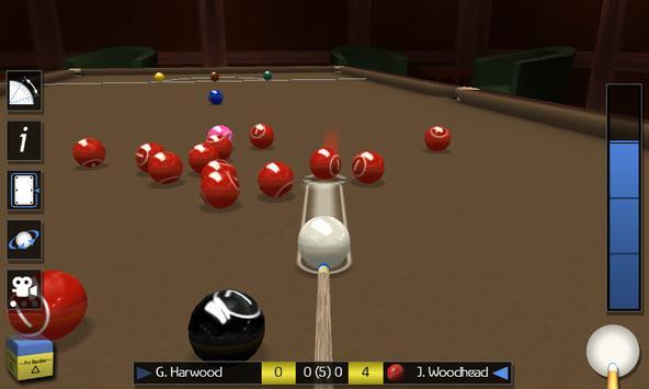 Pro Snooker 2018 imagem de tela 2
