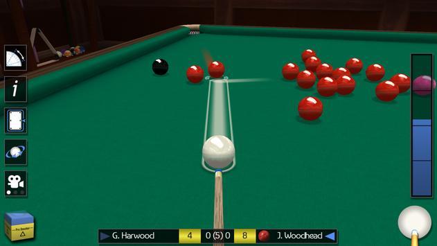 Pro Snooker 2018 imagem de tela 9