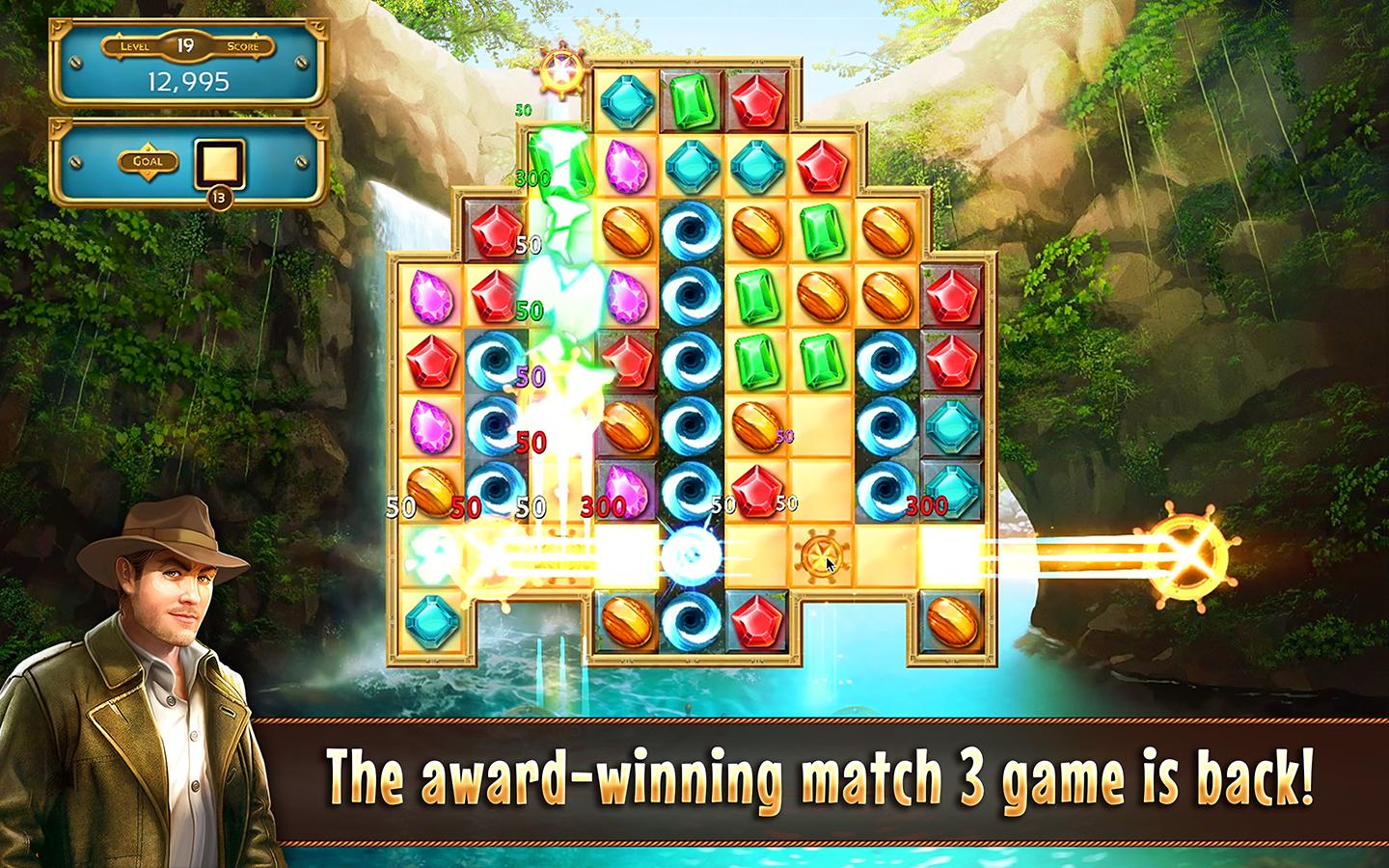 Jewel Quest 7 Top Match 3 Game For Android Apk Download