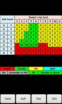 Blackjack K1 apk screenshot