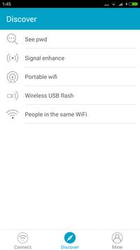 iWiFi - wifi master key apk screenshot