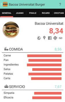 Barcelona Best Burgers screenshot 2