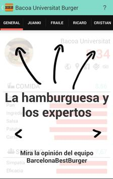 Barcelona Best Burgers screenshot 3