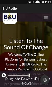 BIU Radio screenshot 1