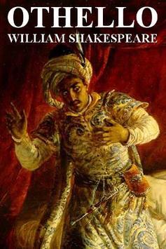 OTHELLO - Shakespeare FREE poster