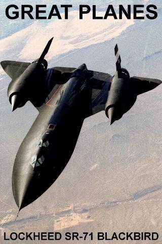 Lockheed SR-71 Blackbird FREE for Android - APK Download