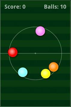 Whirling Balls FREE apk screenshot