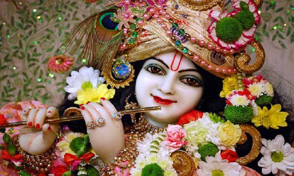 Odia Sri Krishna Devotional Songs poster