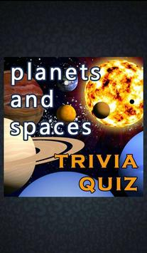 Planets and Spaces Trivia Quiz poster