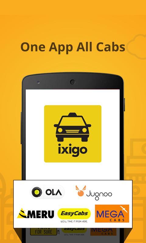 Compare Internet Providers >> ixigo Cabs-Compare & Book Taxi APK Download - Gratis Peta & Navigasi APL untuk Android | APKPure.com