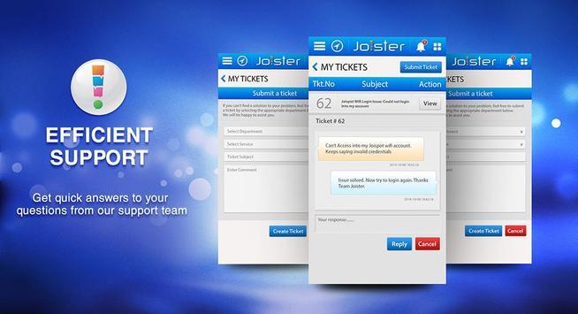 Joister App apk screenshot
